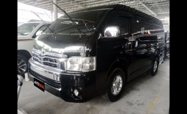 Black Toyota Hiace 2015 for sale in Pasig
