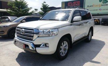 Sell White Toyota Land Cruiser