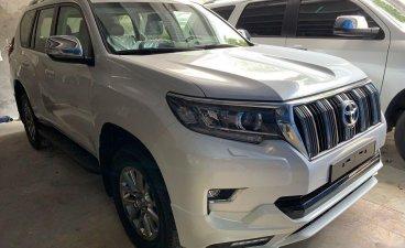 Selling Toyota Land Cruiser Prado 2021