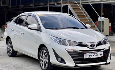 Sell 2020 Toyota Vios