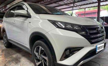 White Toyota Rush 2020