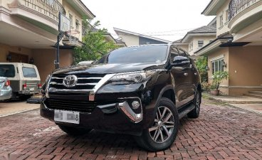Selling Toyota Fortuner 2016