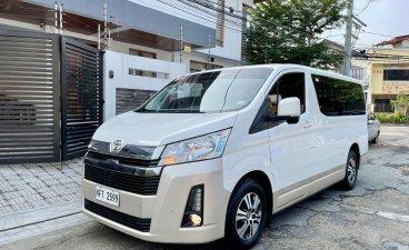 Sell Pearl White 2019 Toyota Hiace
