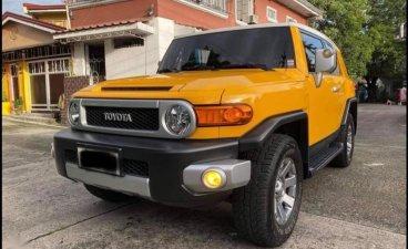 Sell 2015 Toyota Fj Cruiser