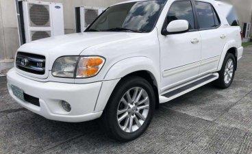 Sell 2002 Toyota Sequoia