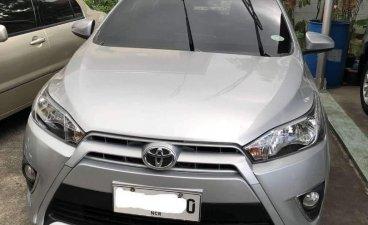 Sell Silver 2015 Toyota Yaris