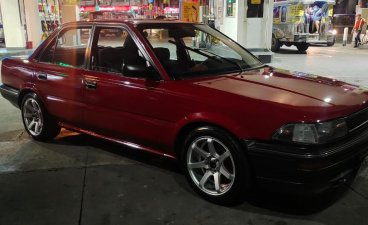 Red Toyota Corolla 1993 for sale in Mandaluyong