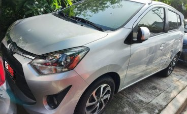Sell Silver 2018 Toyota Wigo