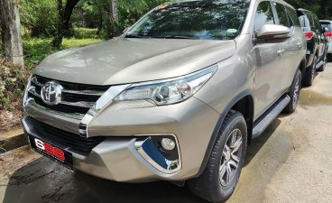 Selling Silver Toyota Fortuner 2020