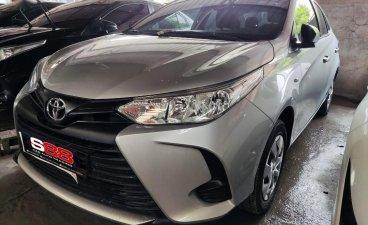 Silver Toyota Vios 2020