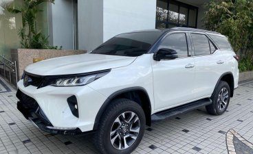 Sell 2021 Toyota Fortuner