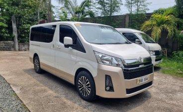 Sell White 2019 Toyota Hiace