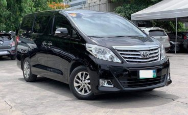 Toyota Alphard 2013 for sale Automatic