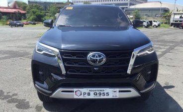 Selling Toyota Fortuner 2021