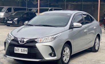 Selling Silver Toyota Vios 2020 in Makati
