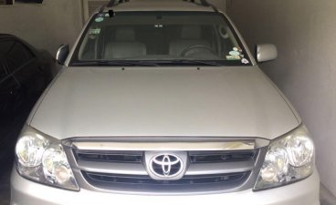 Selling Toyota Fortuner 2007 in Makati