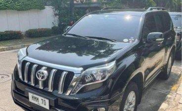 2014 Toyota Prado for sale in Manila