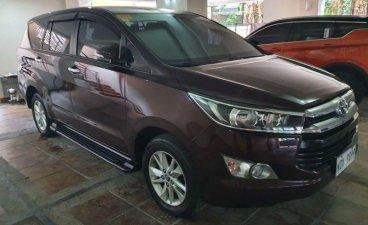 Selling Red Toyota Innova 2016 in Marikina