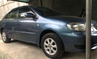 Selling Blue Toyota Corolla 2004 in Masinloc