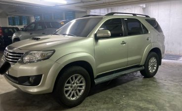 Toyota Fortuner 2014 for sale in Automatic