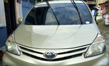 Selling Toyota Avanza 2012 in Caloocan