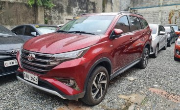 Red Toyota Rush 2020 for sale in Quezon