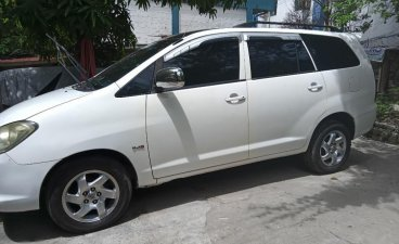White Toyota Innova 2007 for sale in Taguig