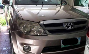 Toyota Fortuner 2007 for sale in Automatic
