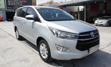 Brightsilver Toyota Innova 2019 for sale in San Fernando
