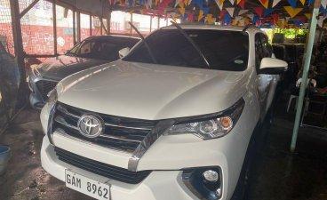 Pearl White Toyota Fortuner 2020 for sale in Lapu Lapu