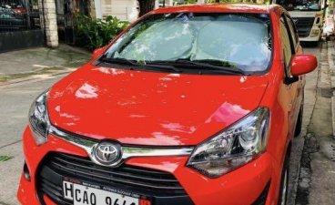 Selling Red Toyota Wigo 2018 in Parañaque