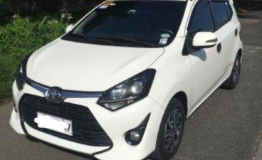 Toyota Wigo 2017 for sale in Automatic