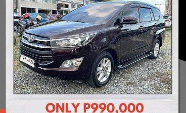 Black Toyota Innova 2019 for sale in Mandaue