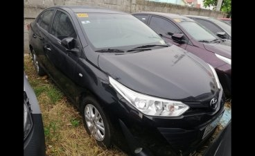 Black Toyota Vios 2019 for sale in Caloocan