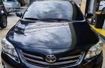 Black Toyota Corolla Altis 2012 for sale in Rizal