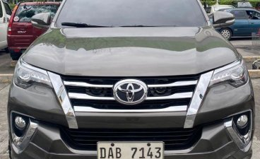 Silver Toyota Fortuner 2018 for sale in Paranaque