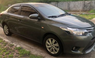 Selling Grey Toyota Vios 2017 in Caloocan