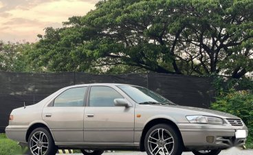 Pearl White Toyota Camry 1997 for sale in Las Pinas