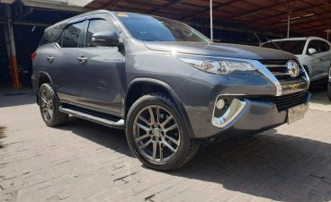Silver Toyota Fortuner 2018 for sale in Pasig