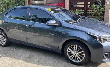 Silver Toyota Corolla Altis 2015 for sale in Quezon