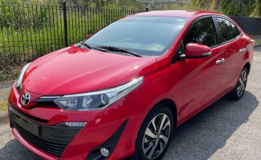 Selling Red Toyota Vios 2019 in Cainta