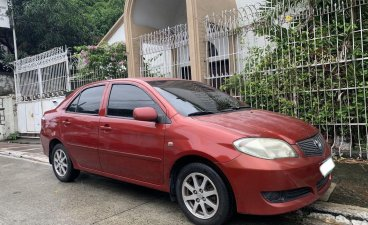 Selling Red Toyota Vios 2006 in Manila
