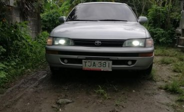 Selling Brightsilver Toyota Corolla 1993 in Pasay