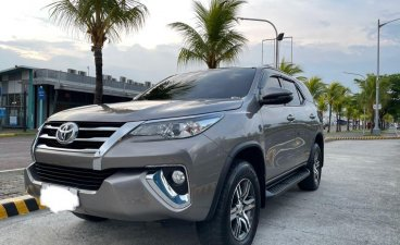 Silver Toyota Fortuner 2019 for sale in Pasay