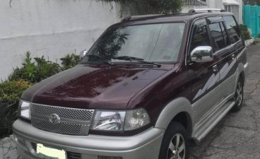 Red Toyota Revo 2001 for sale in Quezon
