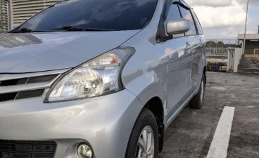Silver Toyota Avanza 2014 for sale in Cainta