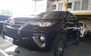 Black Toyota Fortuner 2021 for sale in San Mateo