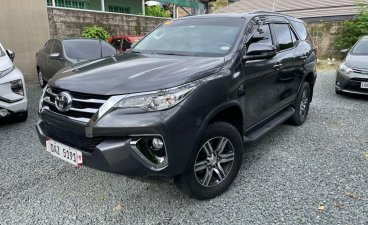 Grey Toyota Fortuner 2020 for sale in Quezon