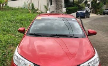 Red Toyota Vios 2021 for sale in Antipolo