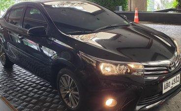 Black Toyota Corolla Altis 2015 for sale in Pasig